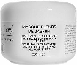 Perfumería y cosmética Mascarilla capilar nutritiva con jazmín - Leonor Greyl Masque Fleurs De Jasmin