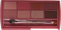 Perfumería y cosmética Paleta de sombras de ojos con colores de alta pigmentación - Heimish Dailism Eye Palette Rose Memory