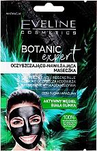 Perfumería y cosmética Masacarilla facial con arcilla blanca & carbón activo - Eveline Cosmetics Botanic Expert Purifying And Moisturising Face Mask