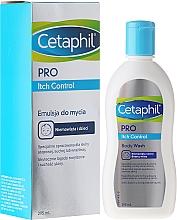 Perfumería y cosmética Emulsión de baño con manteca de karité y alantoína para pieles secas y sensibles - Cetaphil Pro Itch Control Body Wash