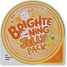 Perfumería y cosmética Mascarilla facial en lámina blanqueadora extracto de cidra - Yadah Brightening Jelly Pack Face Mask