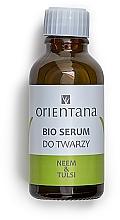 Perfumería y cosmética Bio sérum facial con aceite de neem - Orientana Bio Serum For Face