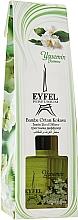 Perfumería y cosmética Ambientador Mikado con aroma a jazmín - Eyfel Perfume Reed Diffuser Jasmin