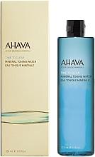 Perfumería y cosmética Tónico facial calmante con minerales del Mar Muerto - Ahava Time To Clear Mineral Toning Water