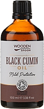 Perfumería y cosmética Aceite de ajenuz - Wooden Spoon Black Cumin Oil