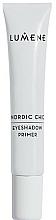 Perfumería y cosmética Base para sombra de ojos - Lumene Nordic Chic Eyeshadow Primer