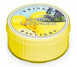 Perfumería y cosmética Vela de té con aroma a limón y lavanda - Kringle Candle Daylight Lemon Lavender