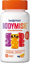 Perfumería y cosmética Complemento alimenticio vitamínico - Orkla Bodymax Bodymisie Jellies For Children Multivitamin