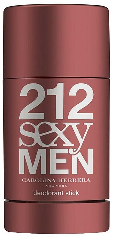Carolina Herrera 212 Sexy Men - Desodorante stick — imagen N1