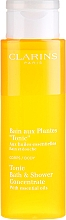 Espuma de baño con aceites esenciales - Clarins Tonic Bath & Shower Concentrate — imagen N2