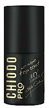 Perfumería y cosmética Top coat híbrido - Chiodo Pro Top EG No Wipe