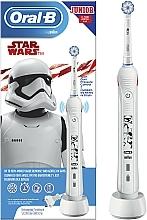Perfumería y cosmética Cepillo dental eléctrico para niños - Oral-B D16 Junior Strar Wars