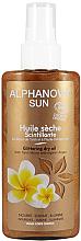 Perfumería y cosmética Aceite seco iluminador con monoi de Tahití, coco y argán - Alphanova Sun Oil Dry Sparkling