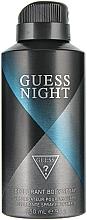 Perfumería y cosmética Guess Guess Night - Desodorante spray perfumado