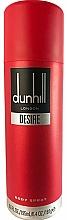Perfumería y cosmética Alfred Dunhill Desire Red - Spray corporal perfumado