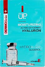 Perfumería y cosmética Mascarilla facial hidratante con ácido hialurónico, algas verdes y vitamina E - Verona Laboratories DermoSerier Skin Up Face Mask