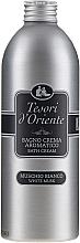 Perfumería y cosmética Tesori d`Oriente White Musk - Crema de ducha con aroma a almizcle blanco