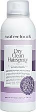 Perfumería y cosmética Champú seco en spray para cabello rubio - Waterclouds Dry Clean Violet Silver