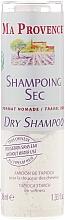 Perfumería y cosmética Champú seco con almidón de tapioca en formato viaje - Ma Provence Dry Shampoo