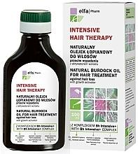 Perfumería y cosmética Aceite de bardana para el cuidado del cabello - Elfa Pharm Burdock Oil