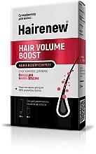 Perfumería y cosmética Hairenew Hair Volume Boost Hair & Beauty Complex - Complejo voluminizador de cabello (crema/30 ml + booster/10ml)