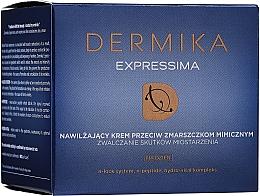 Crema de día hidratante con aceite de abisinio - Dermika Expressima Face Cream — imagen N2