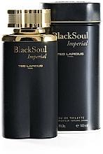 Perfumería y cosmética Ted Lapidus Black Soul Imperial - Eau de toilette