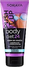 Perfumería y cosmética Crema para busto con betaína y colágeno natural - Soraya Body Diet 24 Bust cream