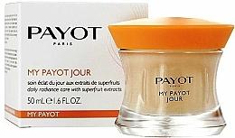 Crema facial con extracto de bayas de goji, acai y vitamina B5 - Payot My Payot Jour — imagen N2