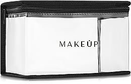 Perfumería y cosmética Neceser cosmético de silicona (20x13x14cm) - MakeUp Allvisible