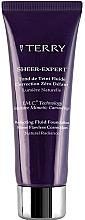 Perfumería y cosmética Base de maquillaje fluida, efecto radiante natural - By Terry Sheer Expert Fluid Foundation