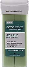 Perfumería y cosmética Cartucho roll-on de cera depilatoria - Arcocere Azulene Wax