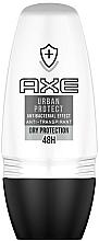 Perfumería y cosmética Desodorante roll-on antitranspirante, efecto antibacteriano - Axe Urban Clean Protection Deo Roll-on