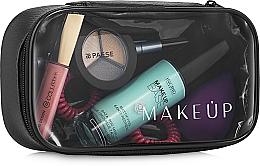 Perfumería y cosmética Neceser cosmético, vacío, (17,5x9,5x6cm) - MakeUp Basic