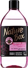 Perfumería y cosmética Gel de ducha con aceite de almendras virgen - Nature Box Almond Oil Shower Gel
