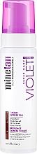 Perfumería y cosmética Espuma autobronceadora - MineTan 1 Hour Tan Violet Self Tan Foam