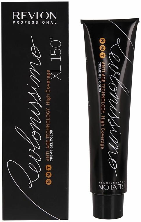 Tinte para cabello - Revlon Professional Revlonissimo Anti Age Technology High Coverage XL150 — imagen N2