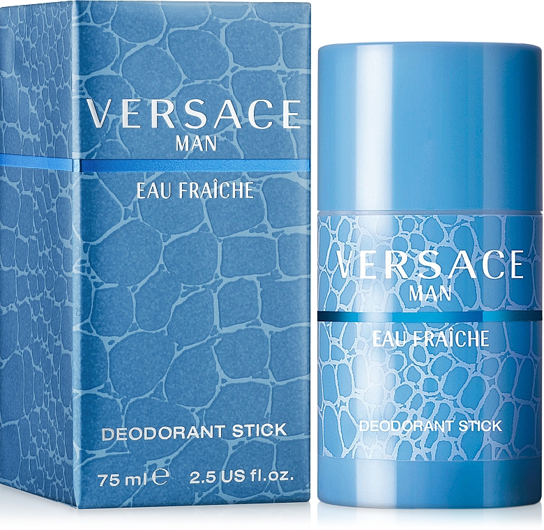Versace Man Eau Fraiche - Desodorante stick — imagen N1