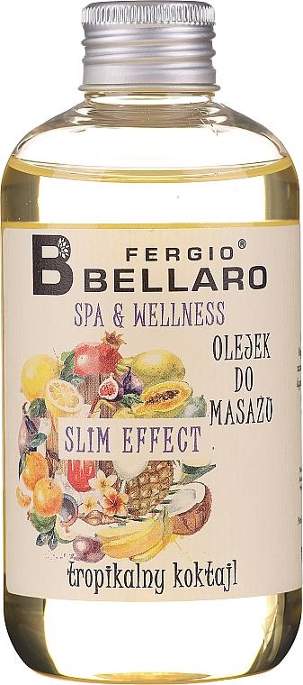 Aceite de masaje corporal con pomelo, piña y acai - Fergio Bellaro Massage Oil