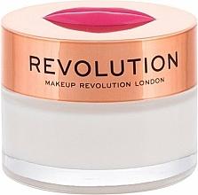 Perfumería y cosmética Bálsamo mascarilla labial de noche con sabor a coco - Makeup Revolution Kiss Lip Balm Cravin Coconuts