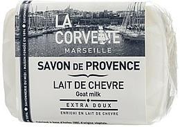 Perfumería y cosmética Jabón provenzal con leche de cabra - La Corvette Provence Soap Goat Milk
