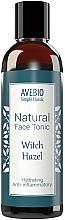 Perfumería y cosmética Tónico facial natural de hamamelis - Avebio Natural Face Tonic Witch Hazel