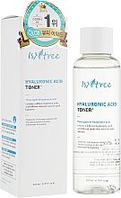Perfumería y cosmética Tónico facial hidratante con ácido hialurónico - IsNtree Hyaluronic Acid Toner