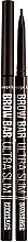 Perfumería y cosmética Lápiz de cejas retráctil - Luxvisage Brow Bar Ultra Slim