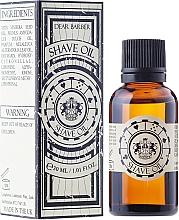 Perfumería y cosmética Aceite de afeitar calmante con árbol de té y almendra - Dear Barber Shave Oil