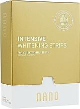 Perfumería y cosmética Tiras dentales blanqueadoras - WhiteWash Laboratories Nano Intensive Whitening Strips