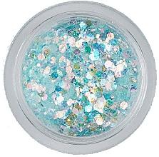 Perfumería y cosmética Brocado de uñas - Hi Hybrid Glam Brokat Glitter