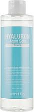 Perfumería y cosmética Tónico facial con ácido hialurónico y extracto de manzana - Secret Key Hyaluron Aqua Soft Toner
