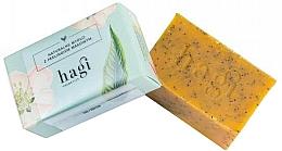 Perfumería y cosmética Jabón natural artesano con semillas de amapola exfoliantes - Hagi Natural Soap