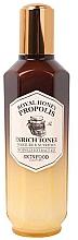 Perfumería y cosmética Tónico facial hidratante y nutritivo con 15% extracto de propóleo - Skinfood Royal Honey Propolis Enrich Toner
